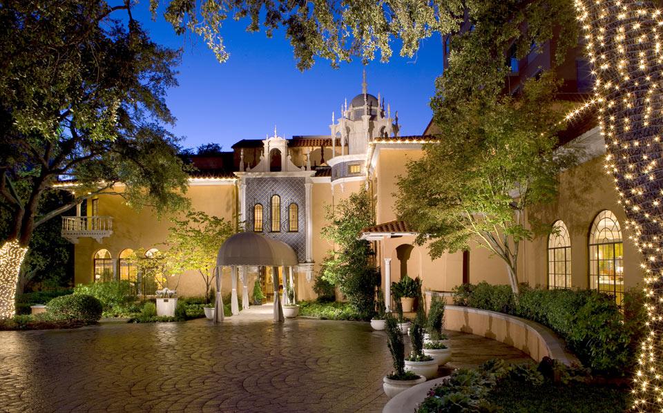 Mansion hotel in Dallas